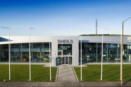 Sheils, Ford Dealership, Ennis